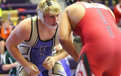 Six Duster Wrestlers Take Part in State Tournament