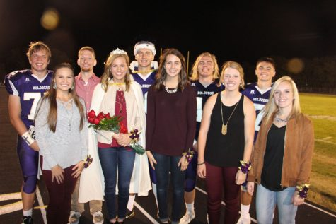 Homecoming Week Ends With Game,Crowning and Dance