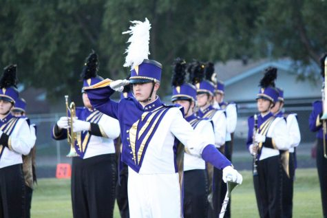 New Band Instructor Hopeful for the Future