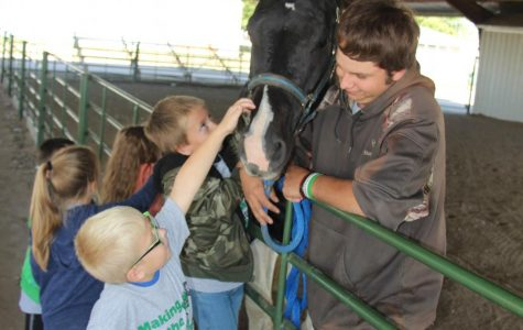 FFA Serves Community With Safety Camp