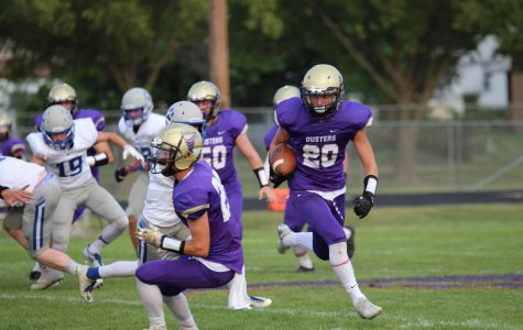Second Half Comeback Makes Long Trip to Sidney Victorious