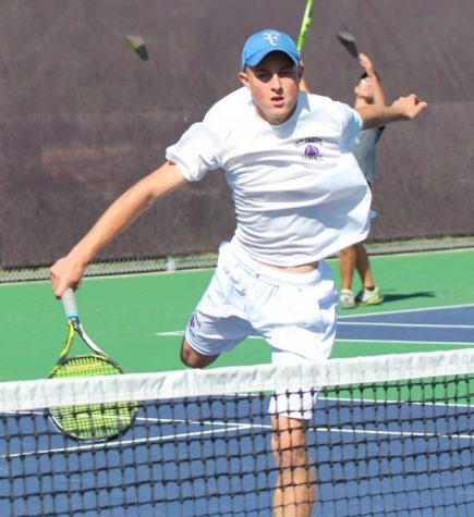 Boys' Tennis Finishes Third at State Meet