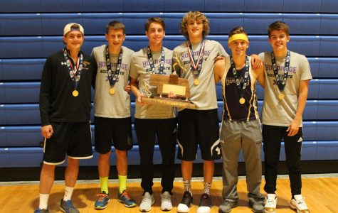 Boys' Cross Country Team Repeats as State Champion