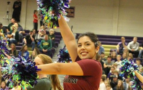 Twisters Dance Team Put In More Than Just Hours to Entertain Audience