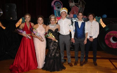 Prom Celebrates the Fab Fifties