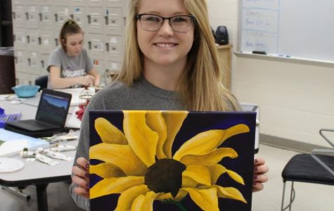 Art Students Receive Awards & Submit Pieces
