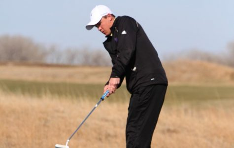 Boys' Golf Places Sixth at Holdrege Invitational