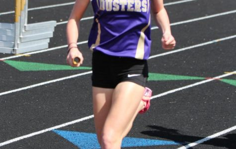Girls' Track Places Fourth at Central 10 Conference Meet