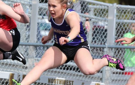 Girls' Track Dominates Holdrege Invite