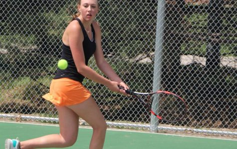 Girls' Tennis Captures First at St. Cecilia Invite
