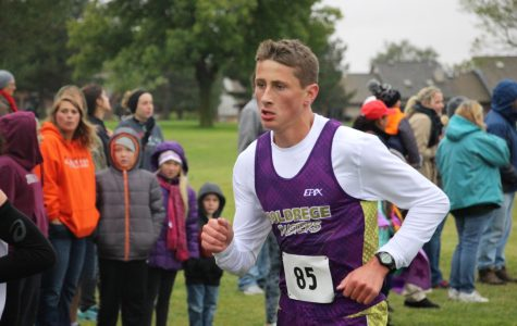 Boys' Cross Country Places Fourth at Central 10 Conference Meet