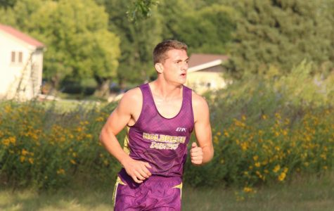 Boys' Cross Country Places Second at McCook & Ogallala