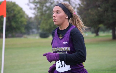Girls' Cross Country Captures District Championship