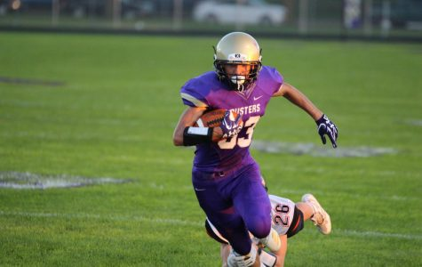 Duster Football Falls to Cozad