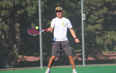 Young Tennis Team Finishes Season at State Meet