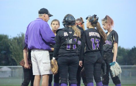 Softball Team Improves Through Challenging Season