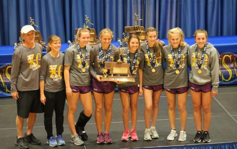 BACK-TO-BACK STATE CHAMPIONSHIPS