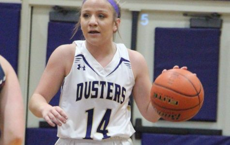 Duster Girls' Basketball Captures Two Wins