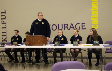 FFA Competes at Leadership Development Events