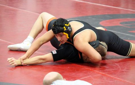 Duster Wrestlers Take On Tough Central 10 Conference Meet