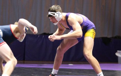 Wrestling Team Places Fifth at Adams Central Invite