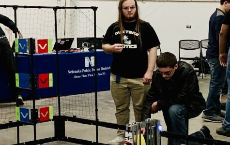 Robotics Club Competes Against Other Schools