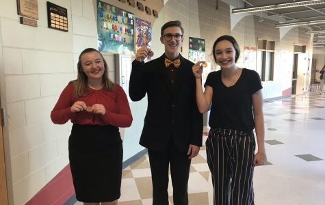 Speech Team Competes in Tough Gothenburg Meet