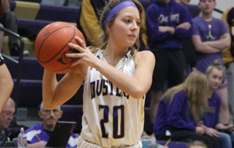 Girls' Basketball Learns From Challenging Season