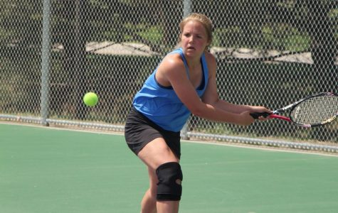 Girls' Tennis Team Competes in Various Meets and Duals