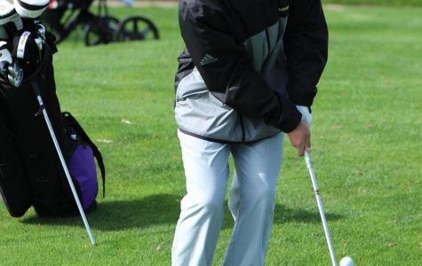 Boys' Golf Finishes Fourth at Broken Bow Invite