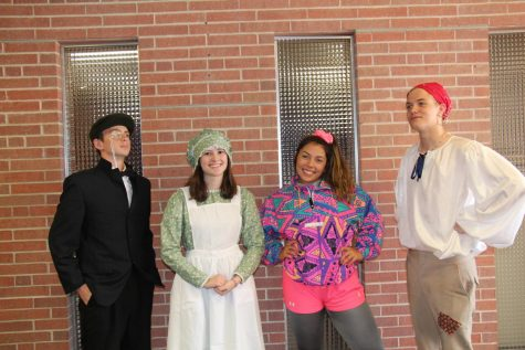 Homecoming Week at Holdrege High School