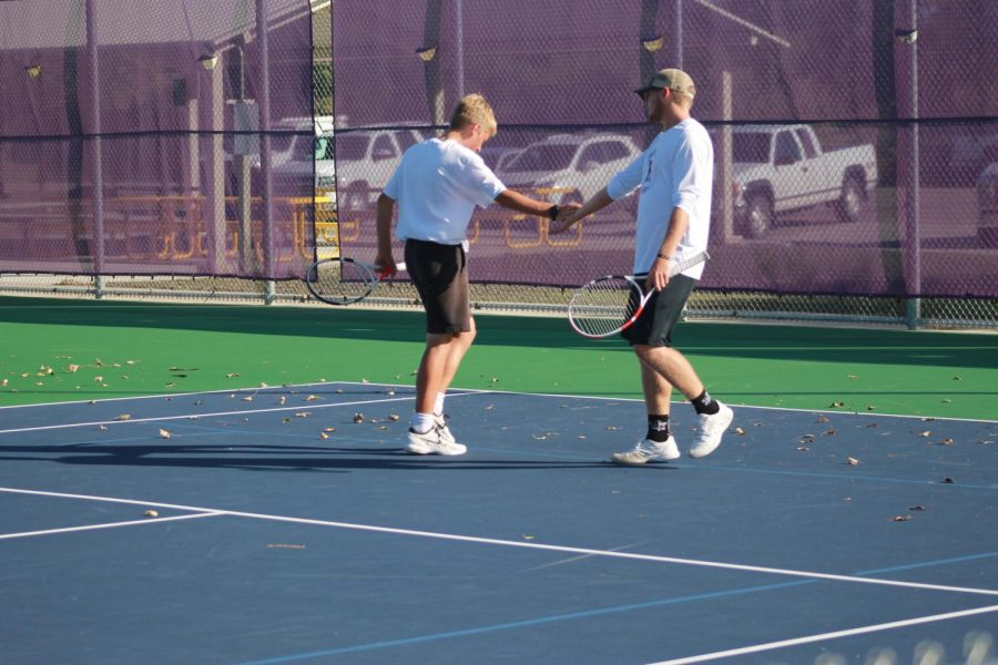 Team Unity for Boys' Tennis Team