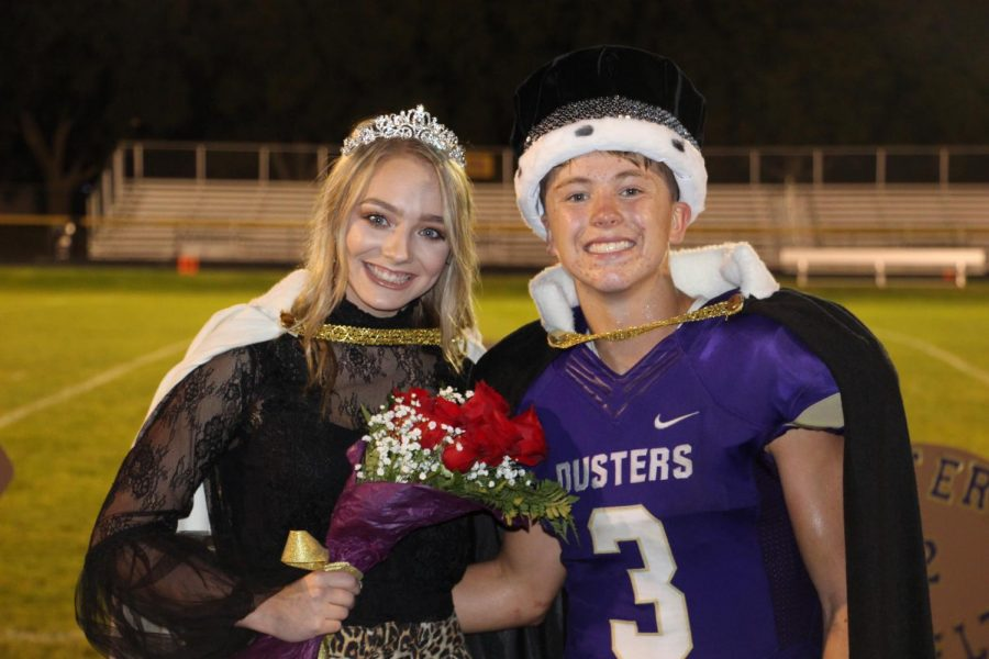 Homecoming Ends with a Coronation