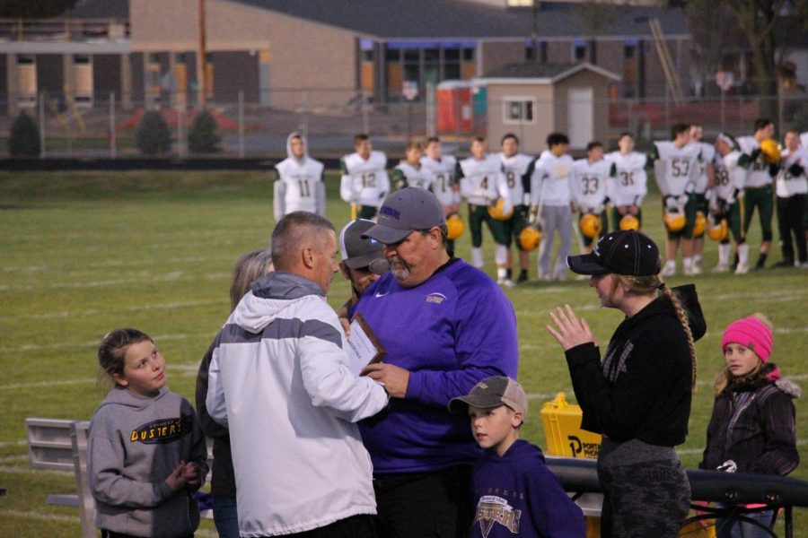 Coach Hale Retires as Head Football Coach