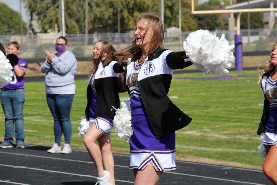 Cheering is Cheerful?