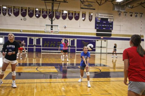 Duster Volleyball Looks to Improve Over Previous Years